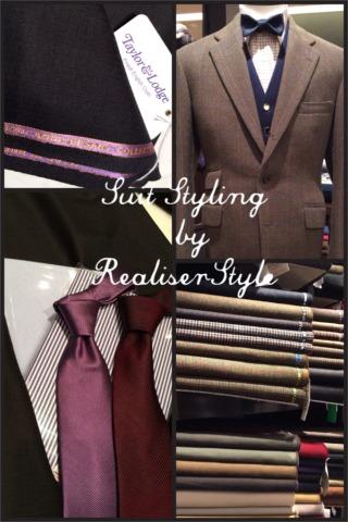 スーツスタイルのよい革命。