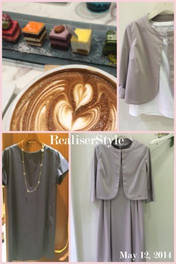 ファッションの課題が明確になり、新しいスタイルへ。