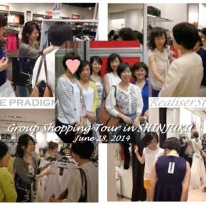【ご報告】ファストファッショングループショッピングツアー開催しました!