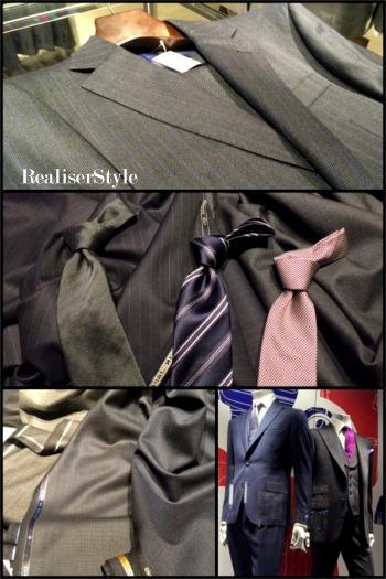 ビジネススーツは好みかどうかより、好印象を与えられるかどうか。