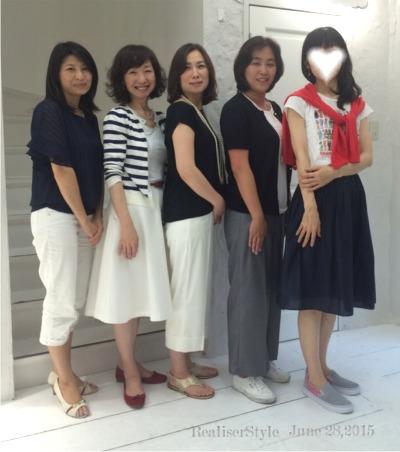 【ご報告】6/28大人の女性のためのパーソナルファッション講座