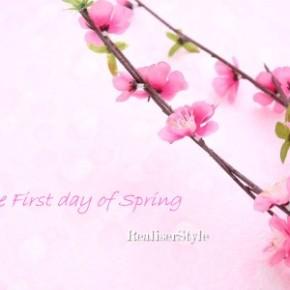 立春から春を感じさせる装いで素敵なオトナの女性に。