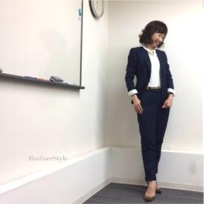 スーツスタイリスト入門講座にはオーダースーツスタイルで