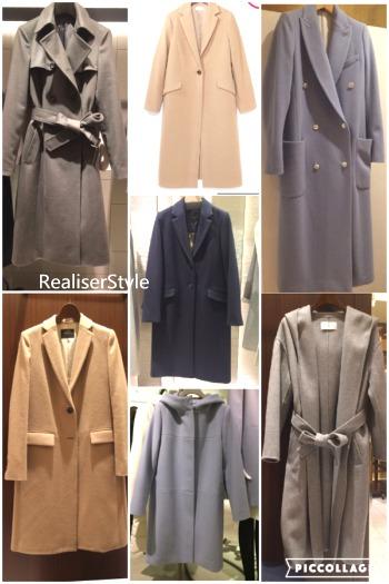 2016年大人の女性のためのコートの傾向と選び方。