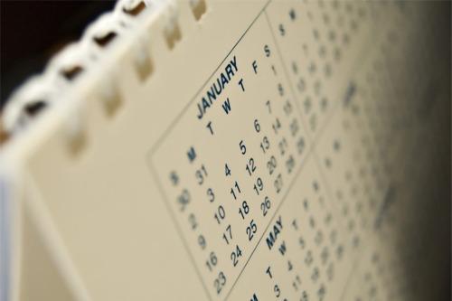 4月のご予約可能日程