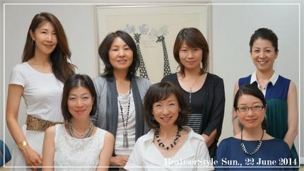 【ご報告】7/26大人のパーソナルファッション講座上級編