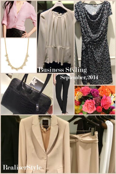 海外からのお客様とのビジネススーツのショッピング同行