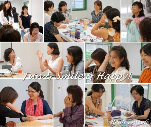 【満席】上級編:大人の女性のためのファッション講座