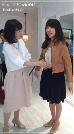 【満席】パーソナルファッション講座個人レッスン