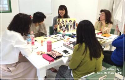 【ご報告】3/22パーソナルファッション講座のご感想
