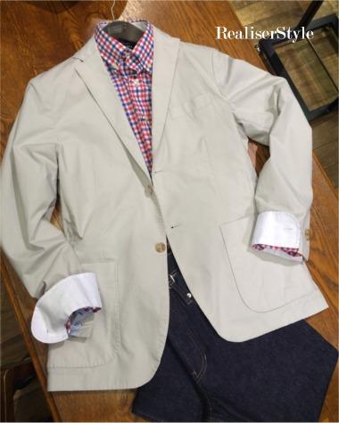 大人の男性のためのジャケットカジュアルコーデ