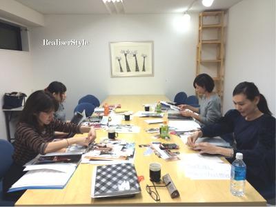 パーソナルスタイリスト養成塾レッスン&サロペットコーデ