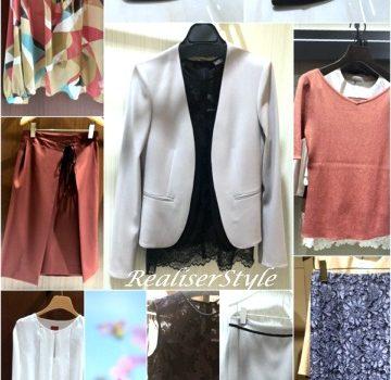 昇格された40代女性ビジネスファッションのコーディネート